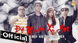 Phim Ca Nhạc Đệ Nhất Xì Hơi - Lê Trọng Hiếu, Bảo Chung, Hiếu Hiền