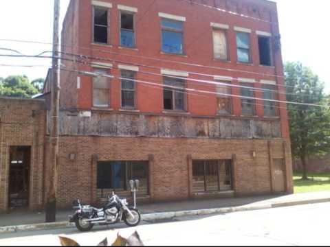 Abandoned Monessen, PA - June 17, 2017
