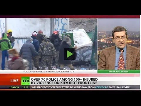 'Street thuggery became major tool of regime change in Ukraine' — RT Op Edge