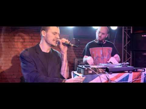 KREM - La un pas de moarte (video LIVE) w/ DJ GreWu, SinScape & Vali Radu