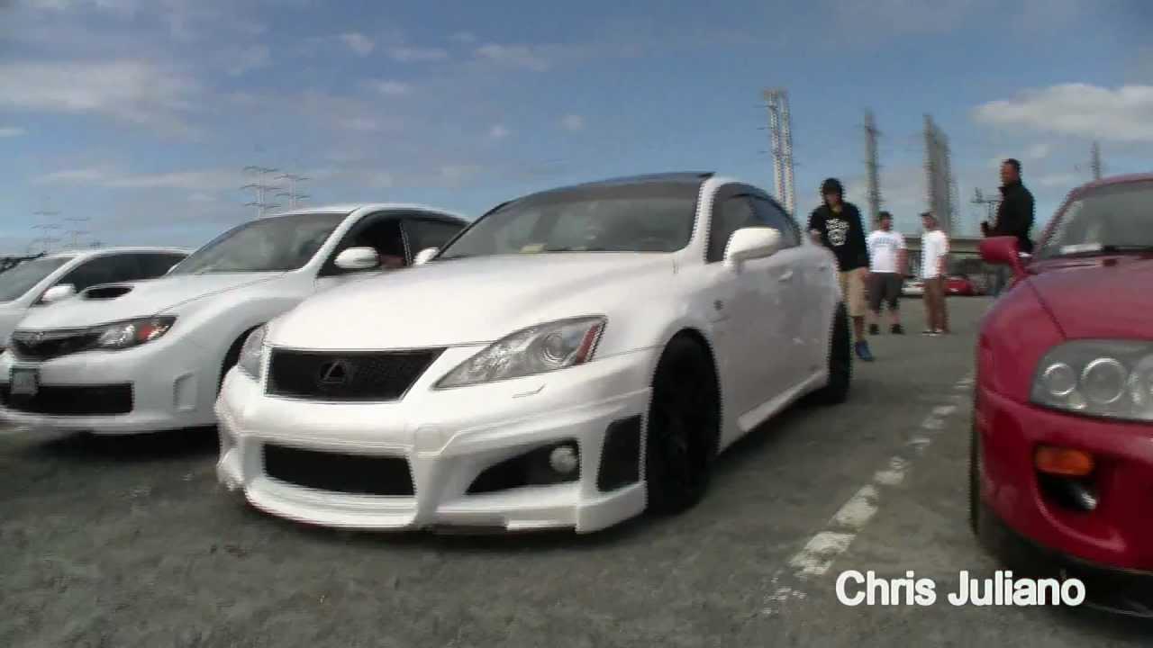 Lexus Is F Slammed Import Alliance Canibeat Youtube