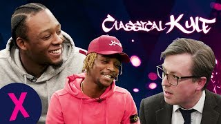 Baixar Young T & Bugsey Explain 'Strike A Pose' To A Classical Music Expert | Classical Kyle | Capital XTRA