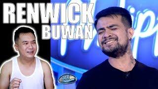 Renwick Benito - Buwan (Idol Philippines 2019 Auditions) | Reaction | YongBaeTV