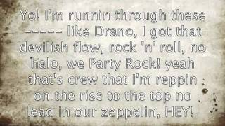 Party Rock Anthem Lyrics (clean)