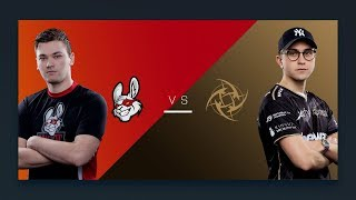 CS:GO - Misfits vs. NiP [Overpass] - Group B Round 4 - ESL Pro League Season 6 Finals