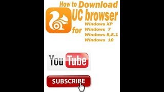 uc browser pc free 2018 free download all pc