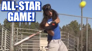 ALL-STAR GAME! | Offseason Softball League thumbnail