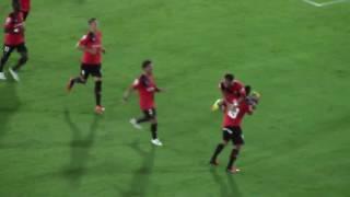 Gol de Culio. RCD Mallorca 1 - Girona FC 0. 1ª victoria del RCD Mallorca en Liga 16/17
