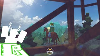 Roblox Gameplay Commentary - Meadows Ranch!