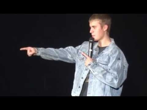 Justin Bieber - Life is worth living (live) Purpose Tour Antwerp