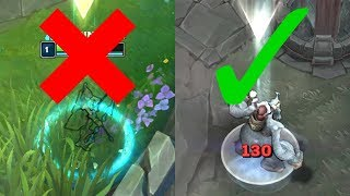 HOW TO RECALL? (since Patch 8.13)