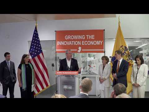 Highlights from news conference with New Jersey Governor Phil Murphy
