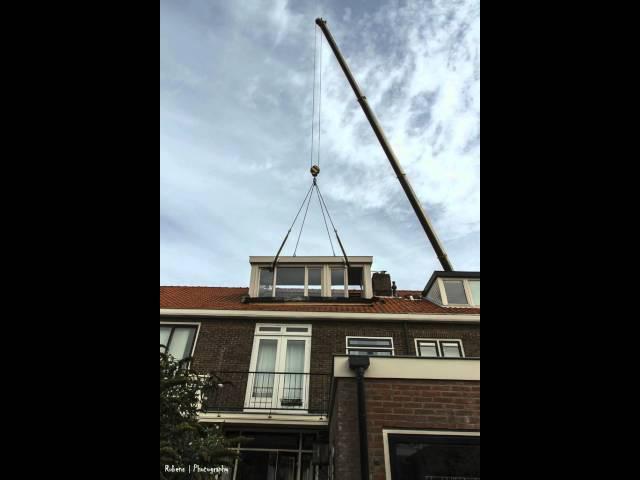 Dakkapel Haarlem   Hollandia dakkapellen montage De Lange Haarlem