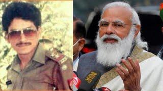 पीएम मोदी को भी पसंद है योगी की एनकाउंटर पुलिस का यह दरोगा ।police media news।