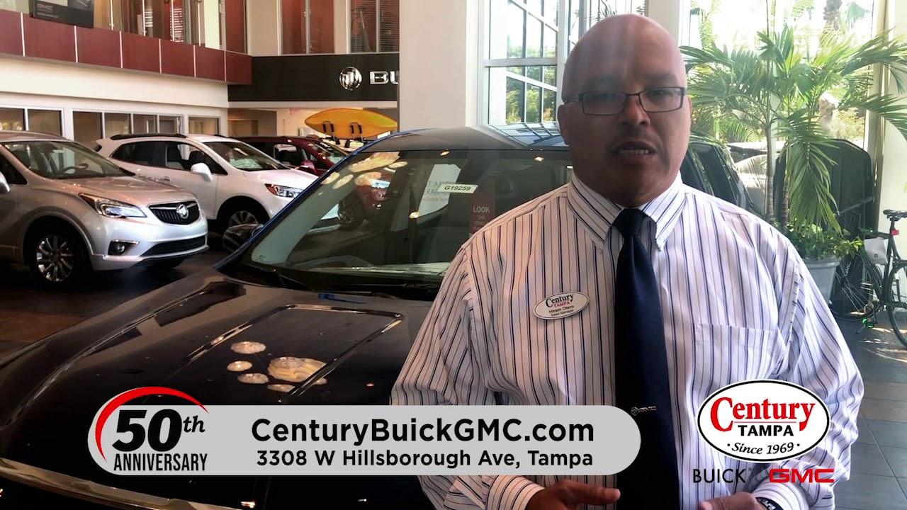 Century Buick Gmc Tampa Fl >> Conozca A Hiram Otero En Century Buick Gmc En Tampa Florida