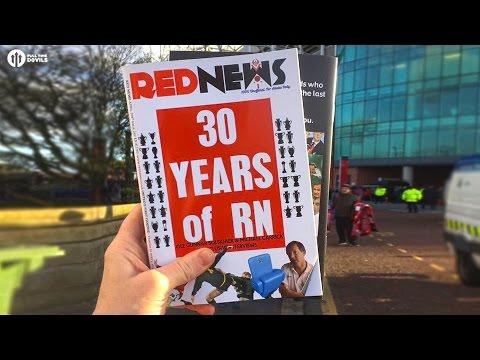 30 YEARS OF RED NEWS! Manchester United Fanzine