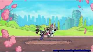 Teen Titans Go! 2013 Trailer!