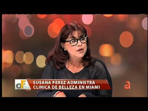 Susana Pérez discriminada en medios hispanos - América TeVé