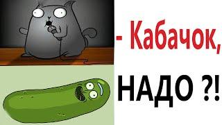 Доми шоу КАК избавиться от кабачков Самые смешные истории Мемы анимация