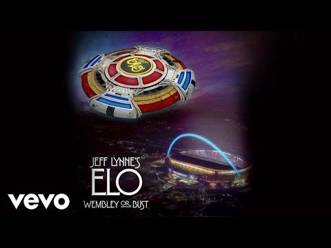 Jeff Lynnes ELO  Last Train to London  at Wembley Stadium  Audio