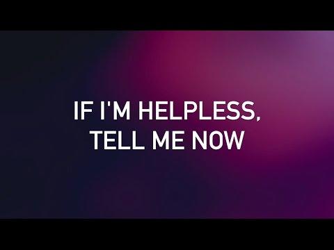 John Mayer - Helpless (with Lyrics)