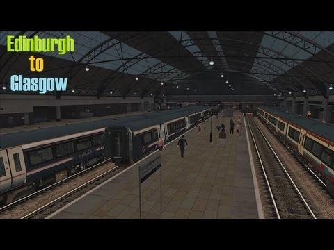 railworks 3 hd train simulator 2012 edinburgh to. Black Bedroom Furniture Sets. Home Design Ideas