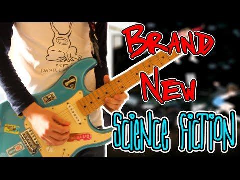 Brand New - Science Fiction FULL ALBUM Guitar Cover 1080P