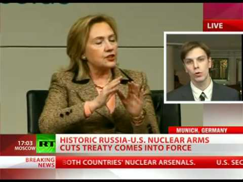 Get It STARTed  Historic Russia-US nuke cuts treaty comes into force