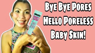 Maybeline Baby Skin Pore Eraser Review | It's Mia R.