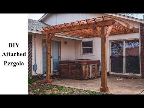 DIY Attached Pergola | Build It Better | EP. 02