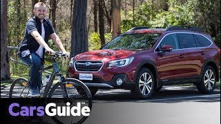 Subaru Outback 2018 review