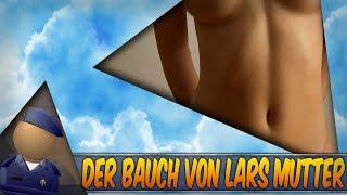 Der Bauch von Lars Mutter