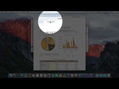 Using Quick Look on the Mac to preview files