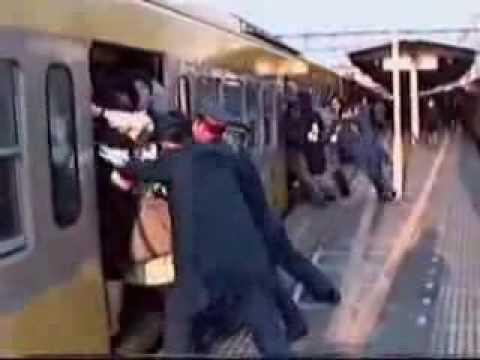 Manoseadas en el metro de japon, los mejores videos