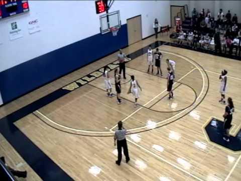 WBB vs Menlo College 12-19-12
