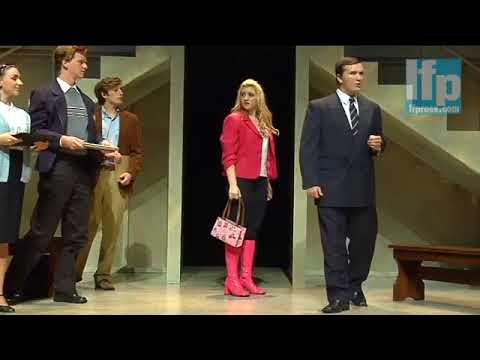 Legally Blonde at the Grand Theatre