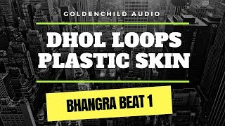 Bhangra Beat 1 | Dhol loops | Bhangra loops (Sample Pack Demo)