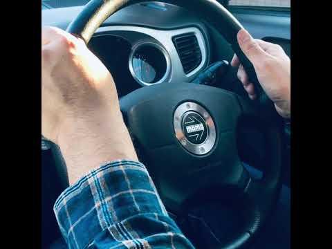 Subaru Steering Wheel Before And After DIY スバル ハンドル