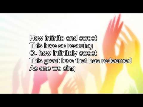 O Praise Him - David Crowder Band (Worship Song with Lyrics)