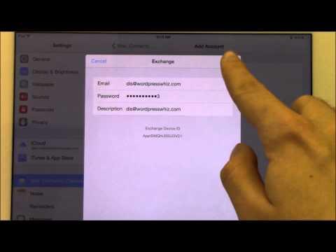 Enterprise Email Setup
