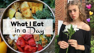 VEGAN WHAT I EAT IN A DAY (Half Term edition!)