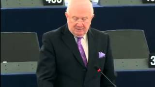 Pat the Cope Gallagher MEP speaking on EU-Swiss relations