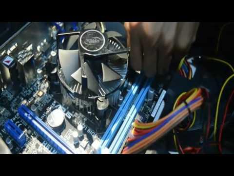 Tutorial Merakit PC dan Instalasi OS AhadunAhad