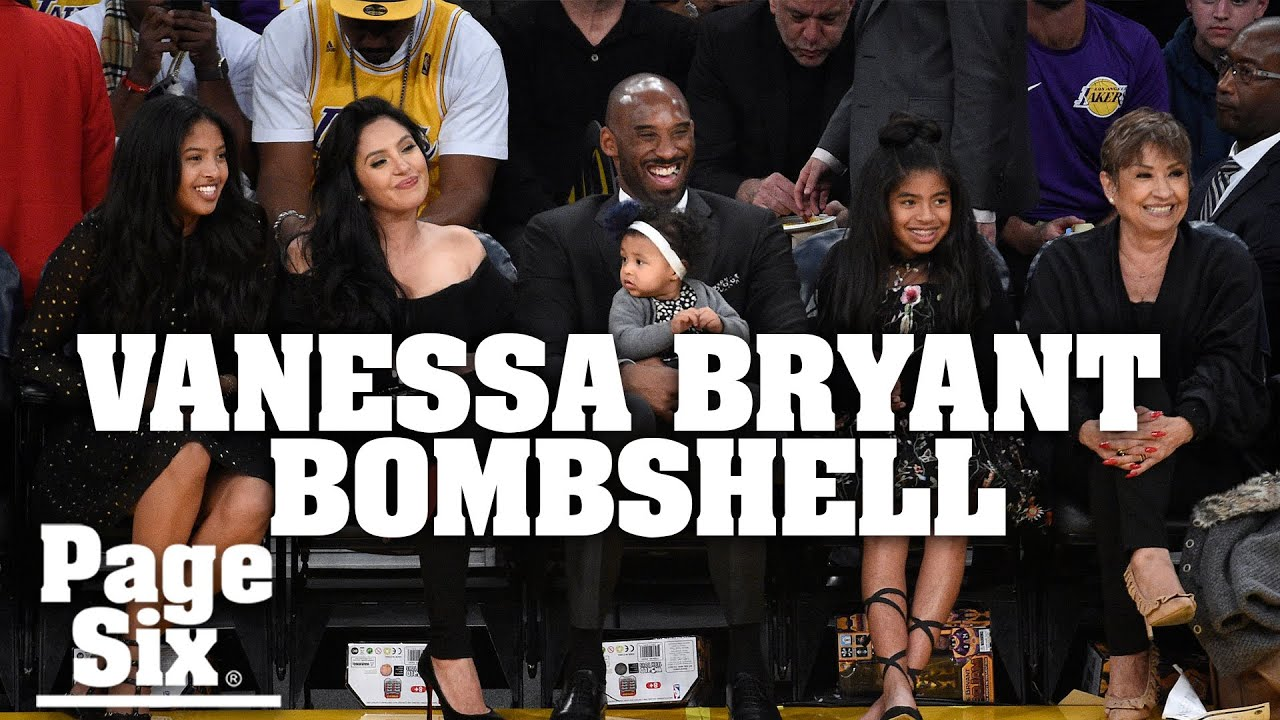 Vanessa Bryant accused of kicking mom out after Kobe's death