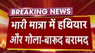 सोपोर में भारतीय सेना को बड़ी कामयाबी, सेना ने लश्कर-ए-तैयबा के 3 आतंकियों को पकड़ा