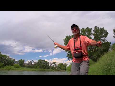 Fly Fishing On Moving Water | How To