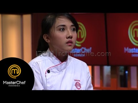 Congrats LUVITA Master Chef Indonesia 2015 [Master Chef indonesia Session 4] [12 September 2015]
