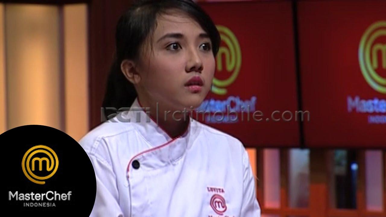 congrats luvita master chef indonesia 2015 master chef indonesia rh youtube com