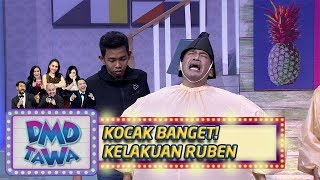 Parodi Sinetron Orang Ke-3, Ruben Jadi Gempal, Bikin Ngakak - DMD Tawa (22/10)