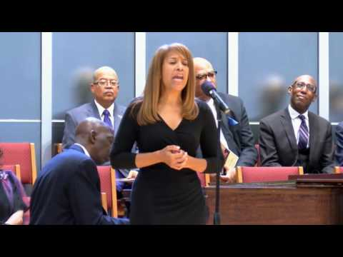 Celebrating the Life of Pastor Charles D. Brooks - Funeral 06-12-2016